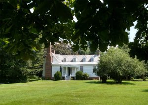Kittiewan Plantation, home of the Archeological Society of Virginia, open for tours Wed and Sat April - December